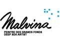 Malvina Berguglian - Artiste peintre sous-marin
