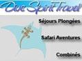 Dive Spirit Travel - Séjours plongée et safaris